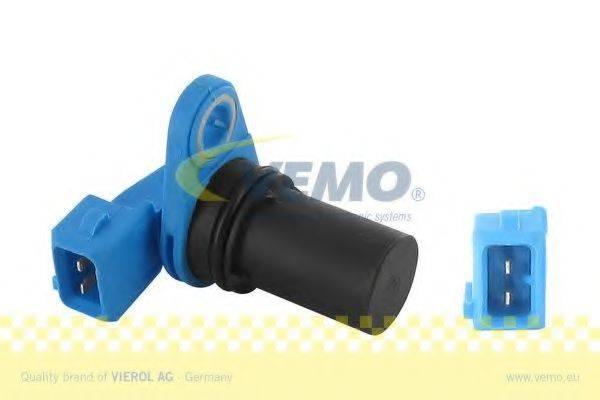 Датчик, частота вращения; Датчик частоты вращения, управление двигателем; Датчик, положение распределительного вала VEMO V25-72-0040
