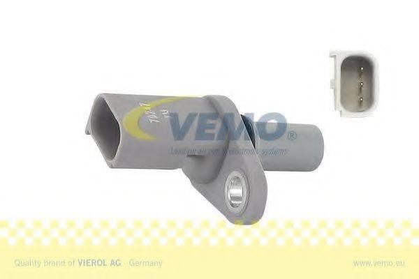 Датчик, частота вращения; Датчик частоты вращения, управление двигателем; Датчик, положение распределительного вала VEMO V25-72-1049