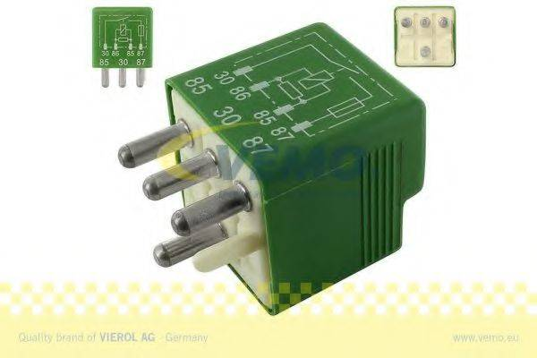 Реле, салонный нагнетатель воздуха; Многофункциональное реле VEMO V30-71-0038