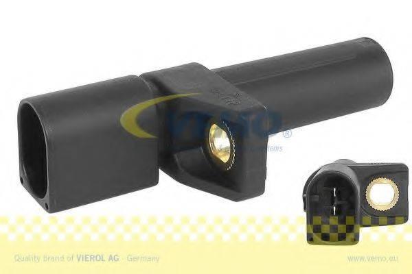 Датчик импульсов; Датчик, частота вращения; Датчик импульсов, маховик; Датчик частоты вращения, управление двигателем VEMO V30-72-0111-1