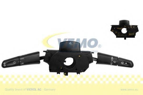 Переключатель указателей поворота; Переключатель стеклоочистителя; Выключатель на колонке рулевого управления; Выключатель, прерывистое вклю VEMO V30-80-1752