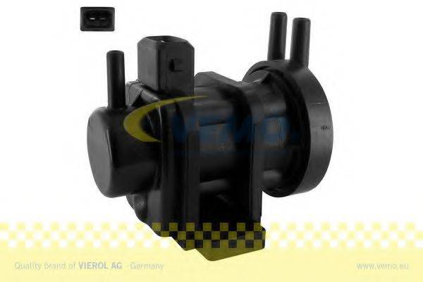 Преобразователь давления; Преобразователь давления, управление ОГ; Преобразователь давления, турбокомпрессор; Преобразователь давления, впускной коллектор VEMO V40-63-0035