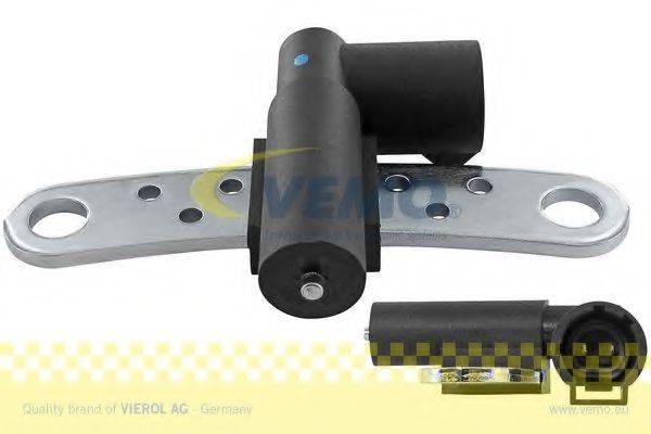 Датчик импульсов; Датчик, частота вращения; Датчик импульсов, маховик; Датчик частоты вращения, управление двигателем VEMO V46-72-0011