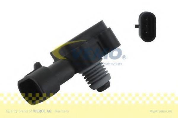 Датчик давления воздуха, высотный корректор; Датчик, давление наддува; Датчик, давление во впускном газопроводе VEMO V46-72-0026