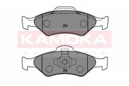 KAMOKA JQ1012786 Комплект тормозных колодок, дисковый тормоз