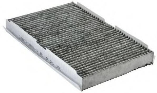 Фильтр, воздух во внутренном пространстве DENCKERMANN M110158