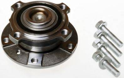 DENCKERMANN W413351 Комплект подшипника ступицы колеса