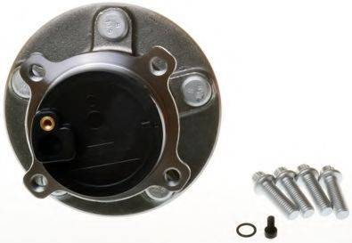 DENCKERMANN W413385 Комплект подшипника ступицы колеса