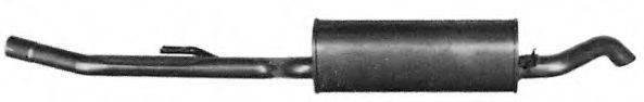 IMASAF 193907 Глушитель выхлопных газов конечный