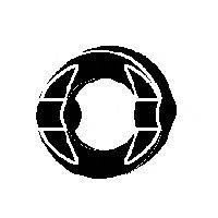 IMASAF 091121 Кронштейн, система выпуска ОГ