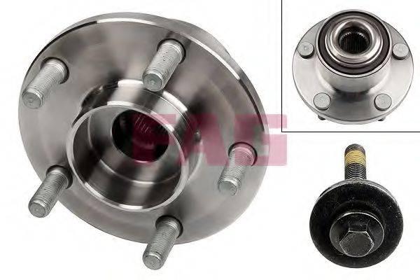 FAG 713678790 Комплект подшипника ступицы колеса