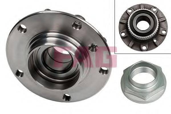 FAG 713667180 Комплект подшипника ступицы колеса