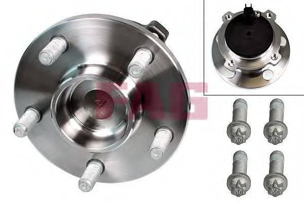 FAG 713678940 Комплект подшипника ступицы колеса