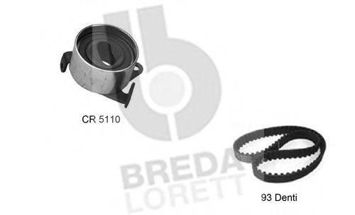 BREDA LORETT KCD0261 Комплект ремня ГРМ