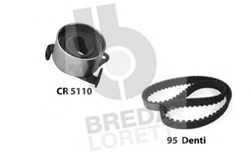 BREDA LORETT KCD0559 Комплект ремня ГРМ