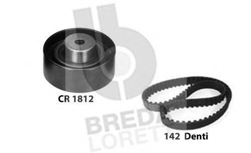 BREDA LORETT KCD0707 Комплект ремня ГРМ