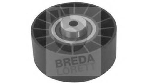 BREDA LORETT TOA3059 Паразитный / ведущий ролик, поликлиновой ремень