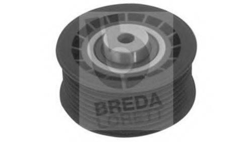 BREDA LORETT TOA3060 Паразитный / ведущий ролик, поликлиновой ремень