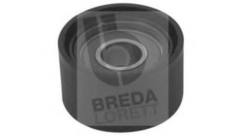 BREDA LORETT TOA3087 Паразитный / ведущий ролик, поликлиновой ремень