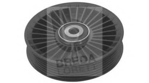 BREDA LORETT TOA3114 Паразитный / ведущий ролик, поликлиновой ремень