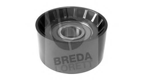 BREDA LORETT POA3548 Паразитный / ведущий ролик, поликлиновой ремень