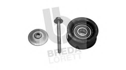 BREDA LORETT TOA4003 Паразитный / ведущий ролик, поликлиновой ремень