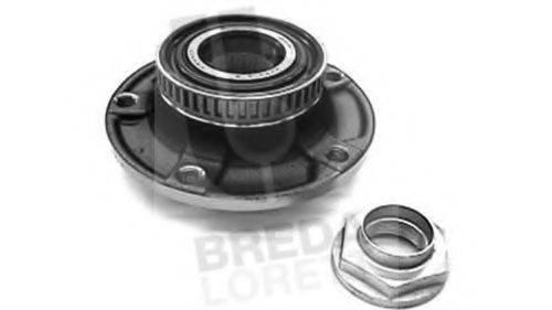 BREDA LORETT KRT2117 Комплект подшипника ступицы колеса