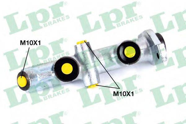 LPR 1124 Главный тормозной цилиндр