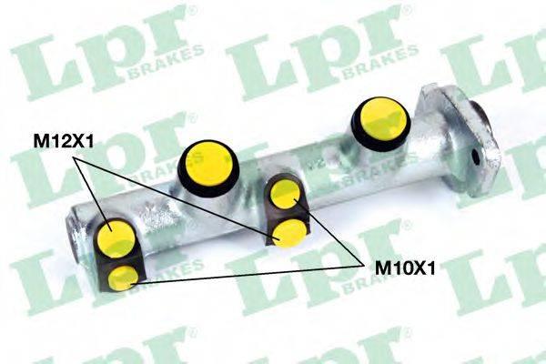 LPR 1137 Главный тормозной цилиндр
