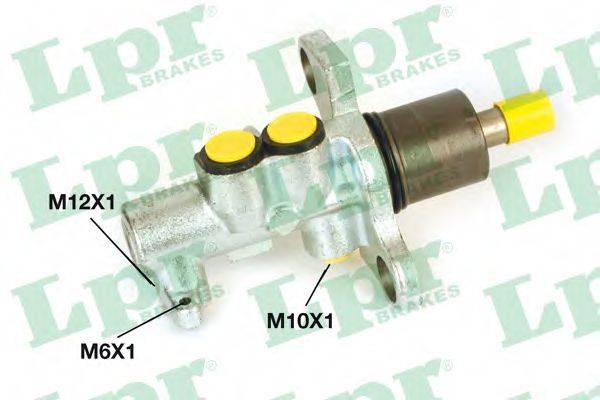 LPR 1175 Главный тормозной цилиндр