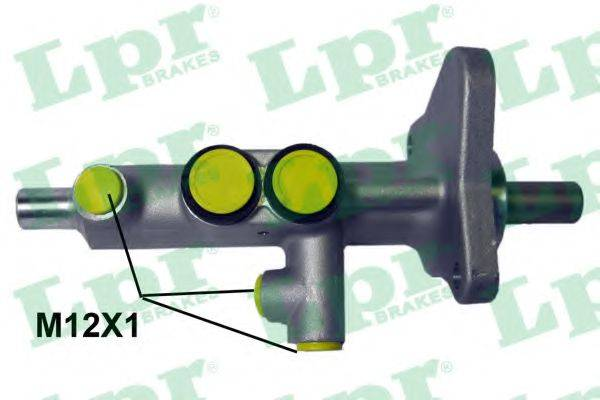 LPR 1498 Главный тормозной цилиндр