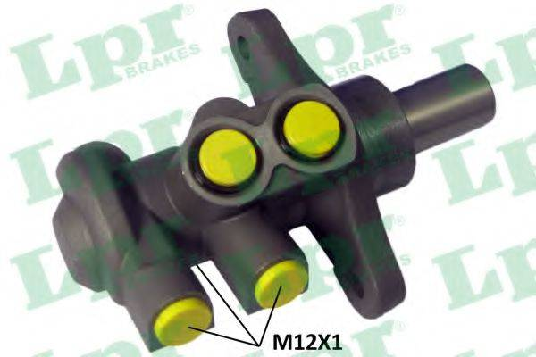 LPR 1598 Главный тормозной цилиндр