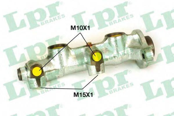LPR 1816 Главный тормозной цилиндр