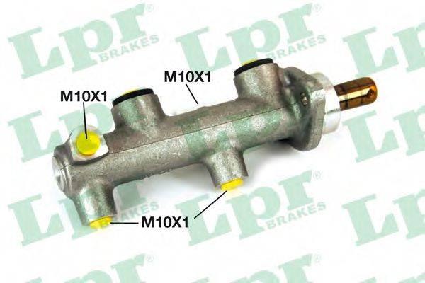 LPR 1826 Главный тормозной цилиндр