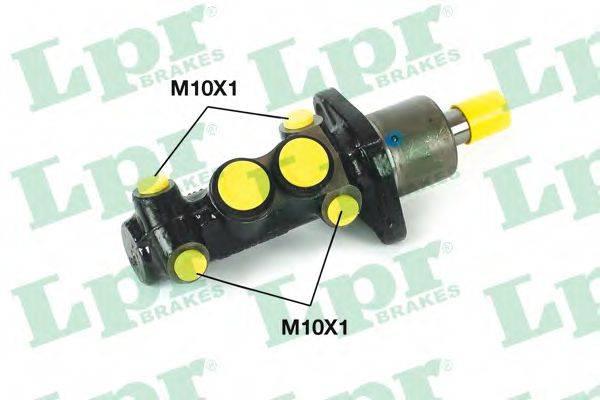 LPR 1834 Главный тормозной цилиндр