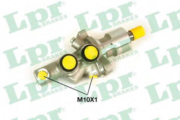 LPR 1857 Главный тормозной цилиндр