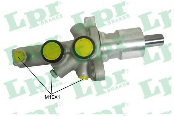 LPR 1858 Главный тормозной цилиндр