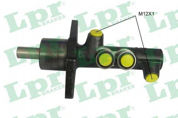 LPR 1968 Главный тормозной цилиндр