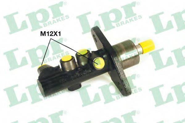 LPR 1969 Главный тормозной цилиндр