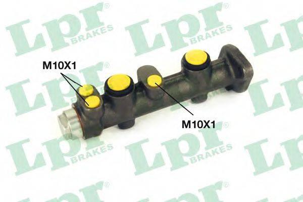 LPR 6752 Главный тормозной цилиндр
