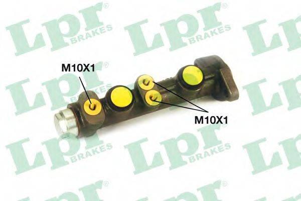LPR 6757 Главный тормозной цилиндр