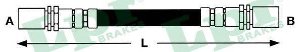 LPR 6T46455 Тормозной шланг
