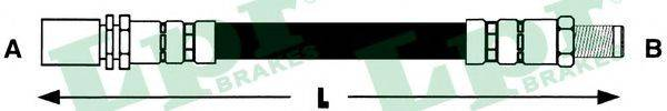 LPR 6T46304 Тормозной шланг