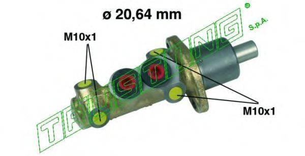 TRUSTING PF007 Главный тормозной цилиндр