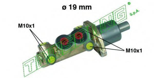 TRUSTING PF008 Главный тормозной цилиндр