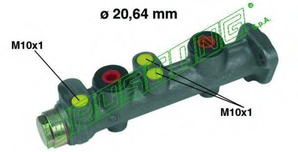 TRUSTING PF009 Главный тормозной цилиндр
