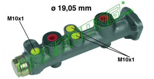 TRUSTING PF018 Главный тормозной цилиндр