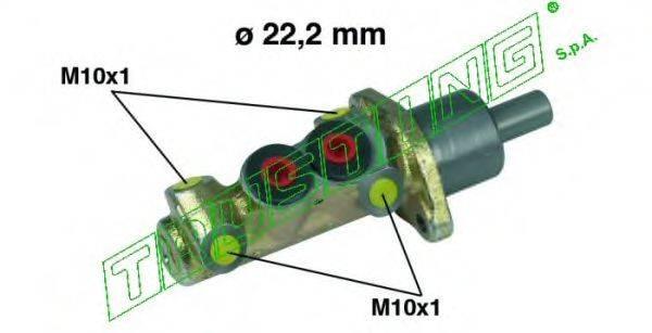 TRUSTING PF039 Главный тормозной цилиндр