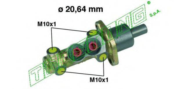 TRUSTING PF041 Главный тормозной цилиндр
