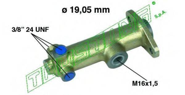 TRUSTING PF055 Главный тормозной цилиндр